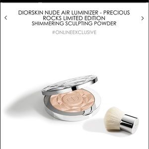 Brand new Dior limited edition Nude Air Luminizer